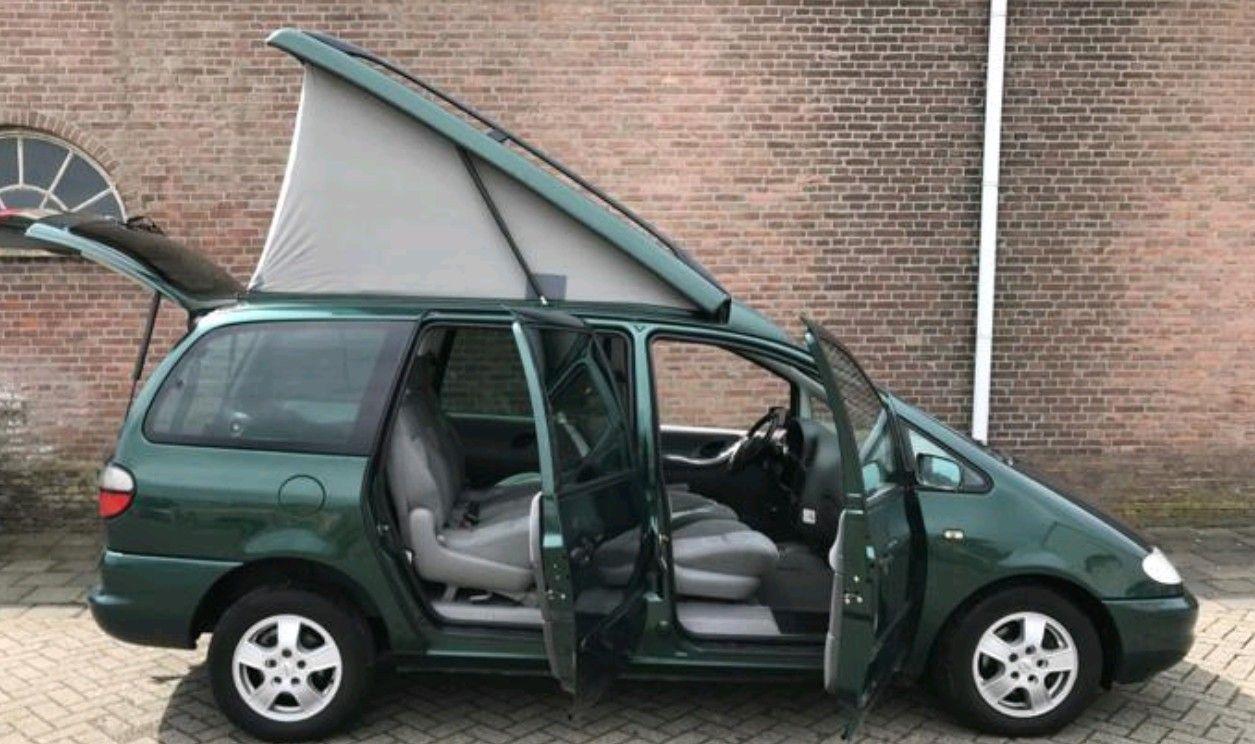 Ford Galaxy Mk2 Small Motorhome Camping Forum Vw Sharan