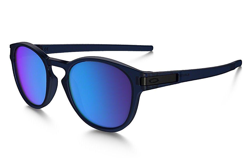 Latch Bleu De Pour Lunettes Soleil Oakley Homme KFJ1Tlc
