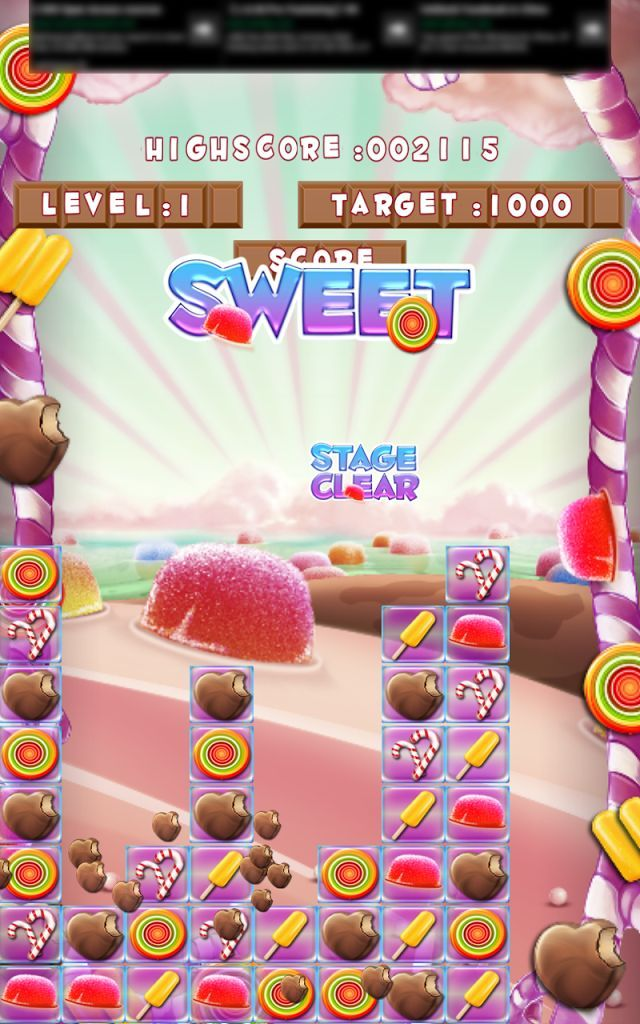Candy Crush Connect gives you the feeling that you are playing in a candy shop which is full of joy and fun. This is one of the most cutest and addictive brain & puzzle games ever!!<br/>Candy Crush Connect is great for the whole family!! Enjoy the game with your kids!<br/>Entertaining graphics and music!<br/>Easy to play! While difficult to master!!<br/>Unlimited levels!!<br/>Everybody loves candy!!<br/>Instructions:<br/>- Double tap two or more candies of the same colour to crush…
