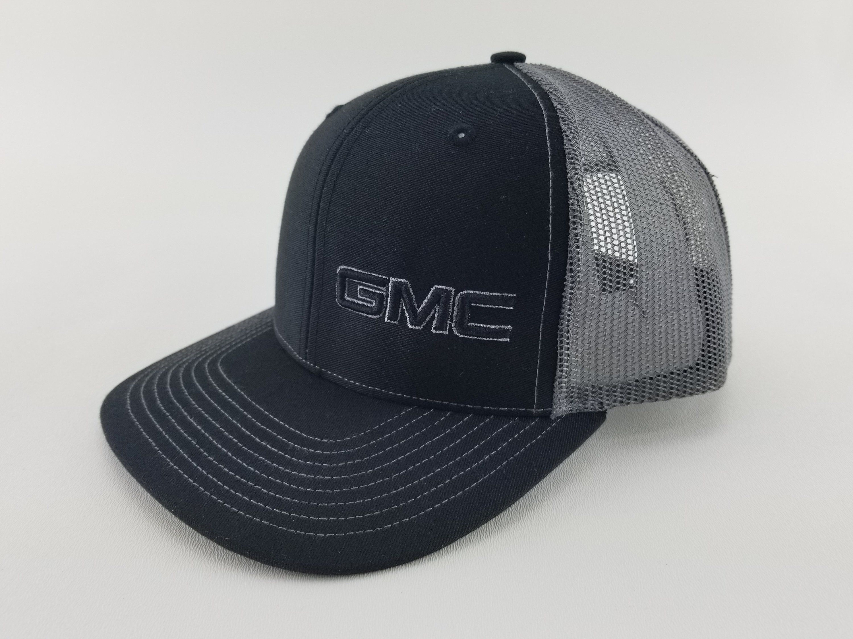 3ad9ee5beac0ef GMC hat, gmc truck, trucker hat, Richardson 112, gmc sierra, gmc trucker hat,  embroidered hat, 3d embroidered hat, sports gift, for him gift