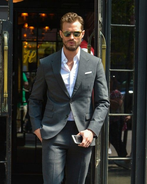 Jamie Dornan Quitting Christian Grey Role: Calls 'Fifty Shades Darker' Just A Job – Men's style