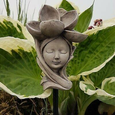 Blumenkind Magnolie Zauberblume Garten Stecker 11 Cm Garten Terrasse Dekoration Gartenfiguren Skulpturen Eba Blumen Anbauen Magnolien Blumengarten
