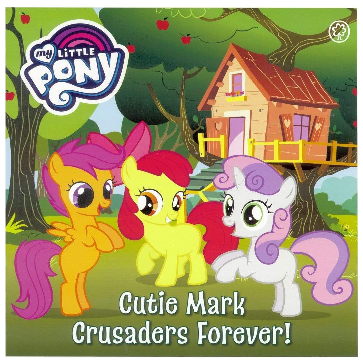 Why stay in human world? It's time to explore a dreamy world where ponies are in charge – magical ponies! Come and explore their mystical world in this oh-so-pretty picture book. The Cutie Mark Crusaders are helping Pipsqueak with his campaign to become class president. Will they finally discover their special talents and earn their cutie marks? Features: A charming first story from the world of My Little Pony A heartwarming, magical tale of friendship and helping Beautiful colour artwork in a b