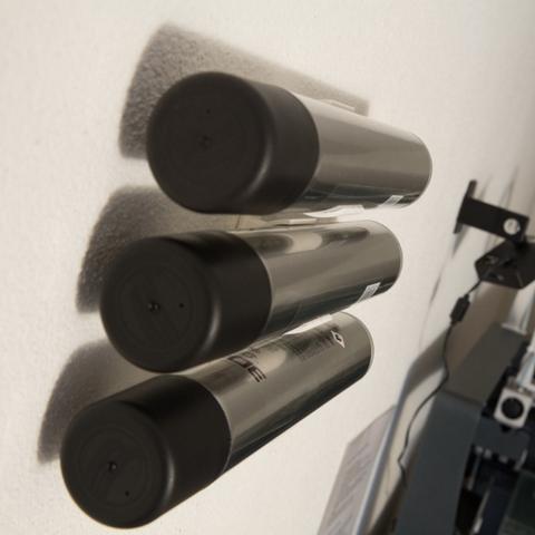3D printing 3DLac Holder, Greystone