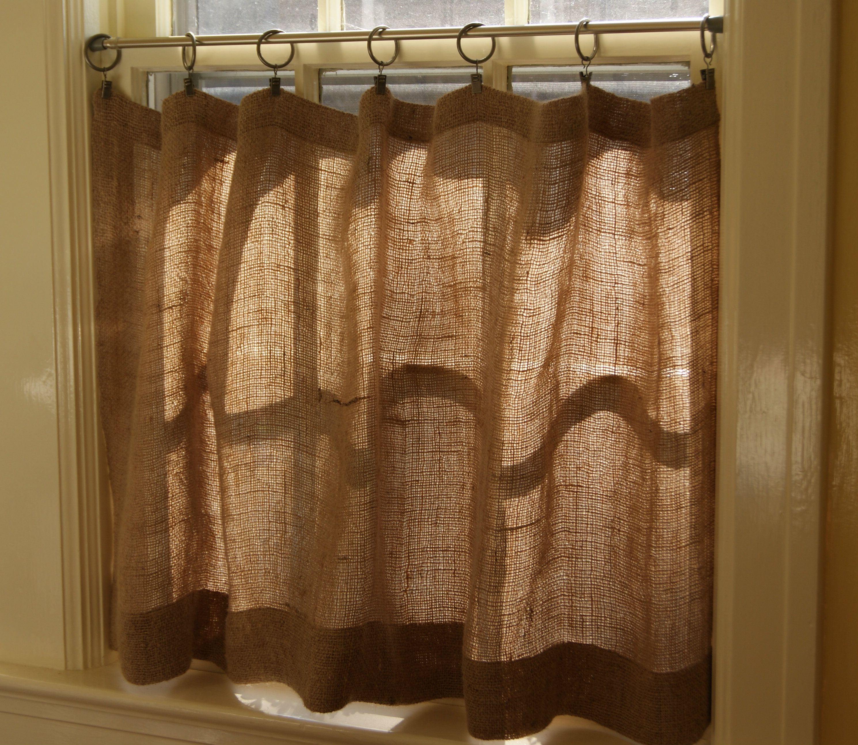 Cafe curtains for bathroom - Aloe Vera Face Cream Burlap Kitchen Curtainsbathroom Window Curtainscafe
