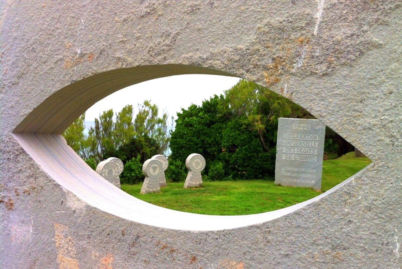 Memorial Pour La Paix Bidart Bidart Landes Pays Basque