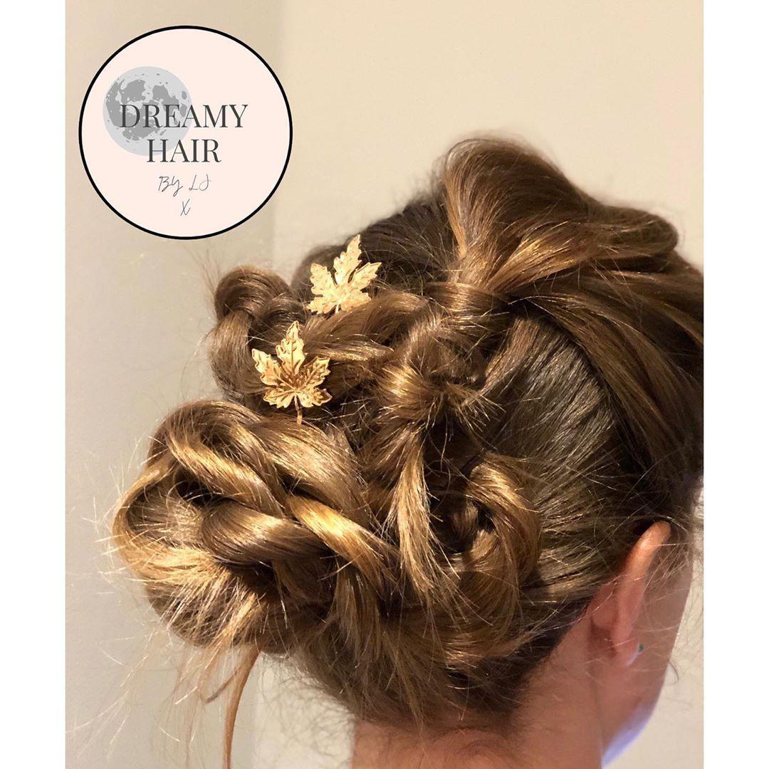 🍁 Hair up 🍁