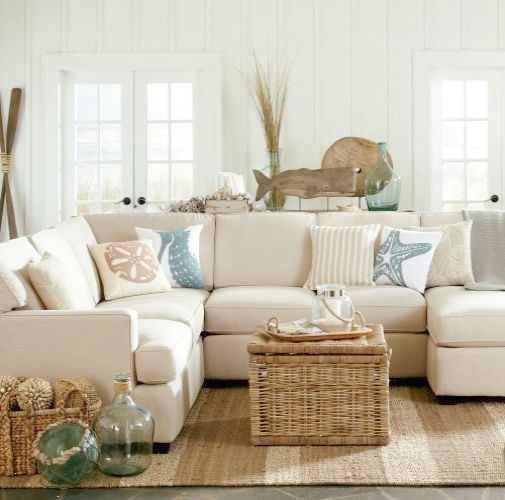 Great Beach House Decor Ideas Pinterest Excellent Coastal Decorating Living Room Coastal Style Living Room Coastal Living Rooms