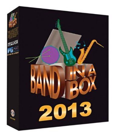 The new 2013 edition of Band-in-a-Box Pro for Windows is an intelligent automatic accompaniment program for your multimedia computer