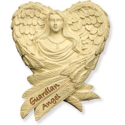 Guardian Angel Sun Visor Clip From Angel Star Great Angel Gift 4 25 Visor Clips Angel Gifts Inspirational Gifts