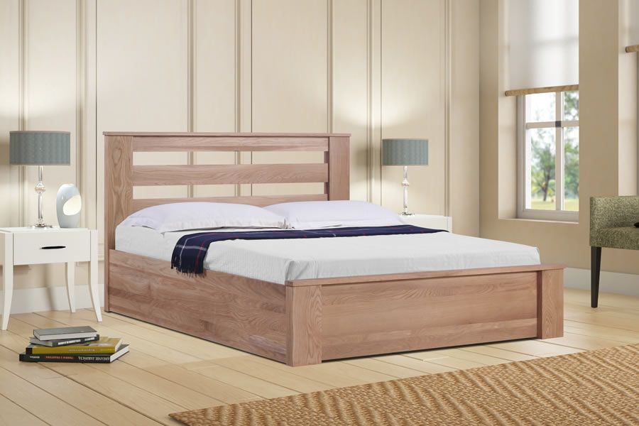 Prime Charnwood Oak Ottoman In 2019 Ottoman Storage Bed Simple Beatyapartments Chair Design Images Beatyapartmentscom