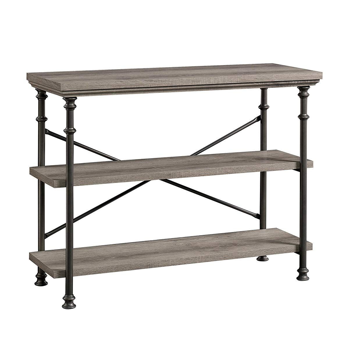 Fantastic furniture hallway table  Console Table Northern Oak  Wrought Iron Console Table in