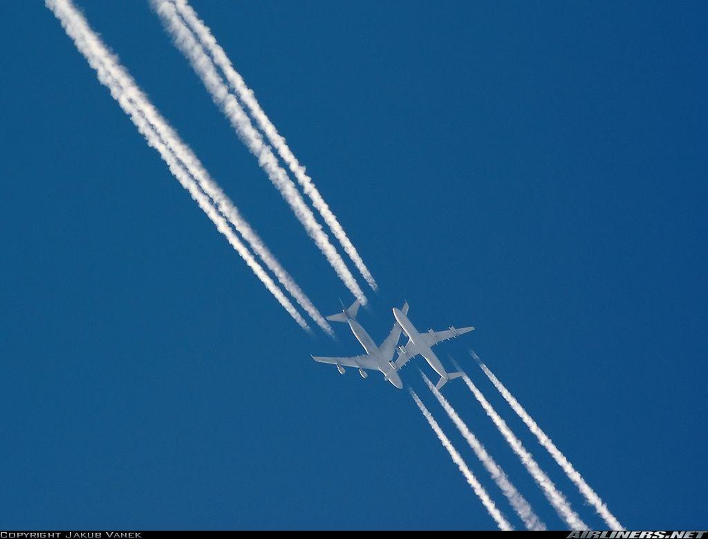 Boeing 747-428F/SCD