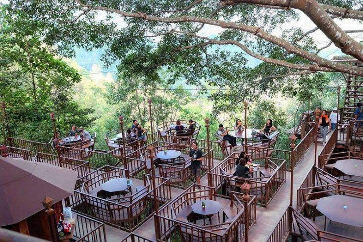 The Giant Treehouse Chiang Mai Unique cafe, Chiang mai