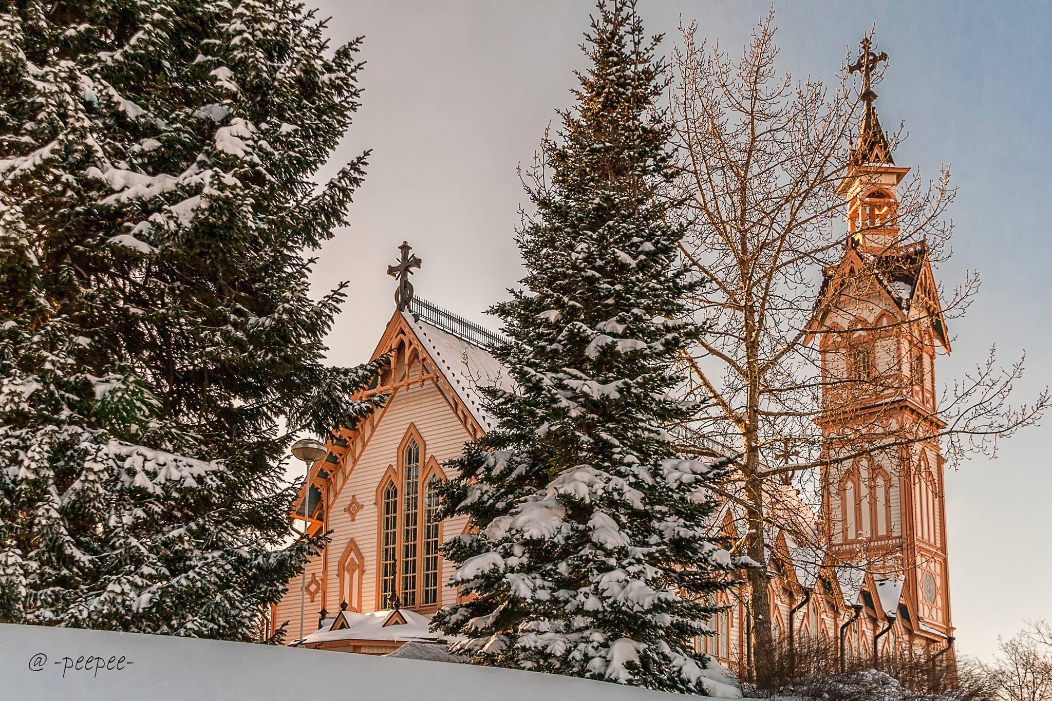 Kirkko - Kajaani