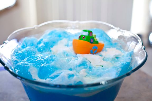 Attractive Cute Punch Idea For A Party! :) #babyshower
