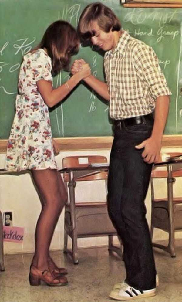 Schooldays In The 1970s