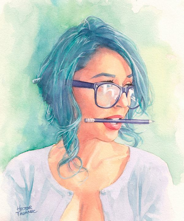 amazing watercolor
