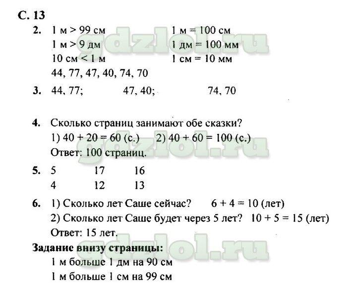 Методические рекомендации для учителя математика 2 класс школа 2100 демидова козлова скачать бесплатно без смс