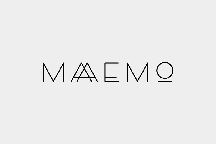 New Brand Identity for Maaemo by Bielke Yang — BP O  675bfab7f