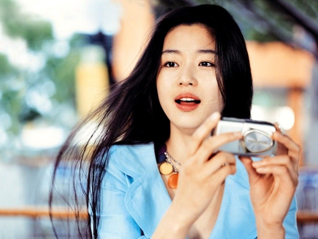 Jeon Ji Hyun Korean Actress Wallpapers And Backgrounds