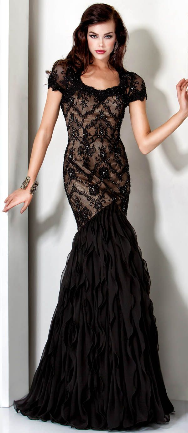 Lace dress styles for funeral  Pin by Debbie Jumatate on Galas and Soirees  Pinterest  Lace