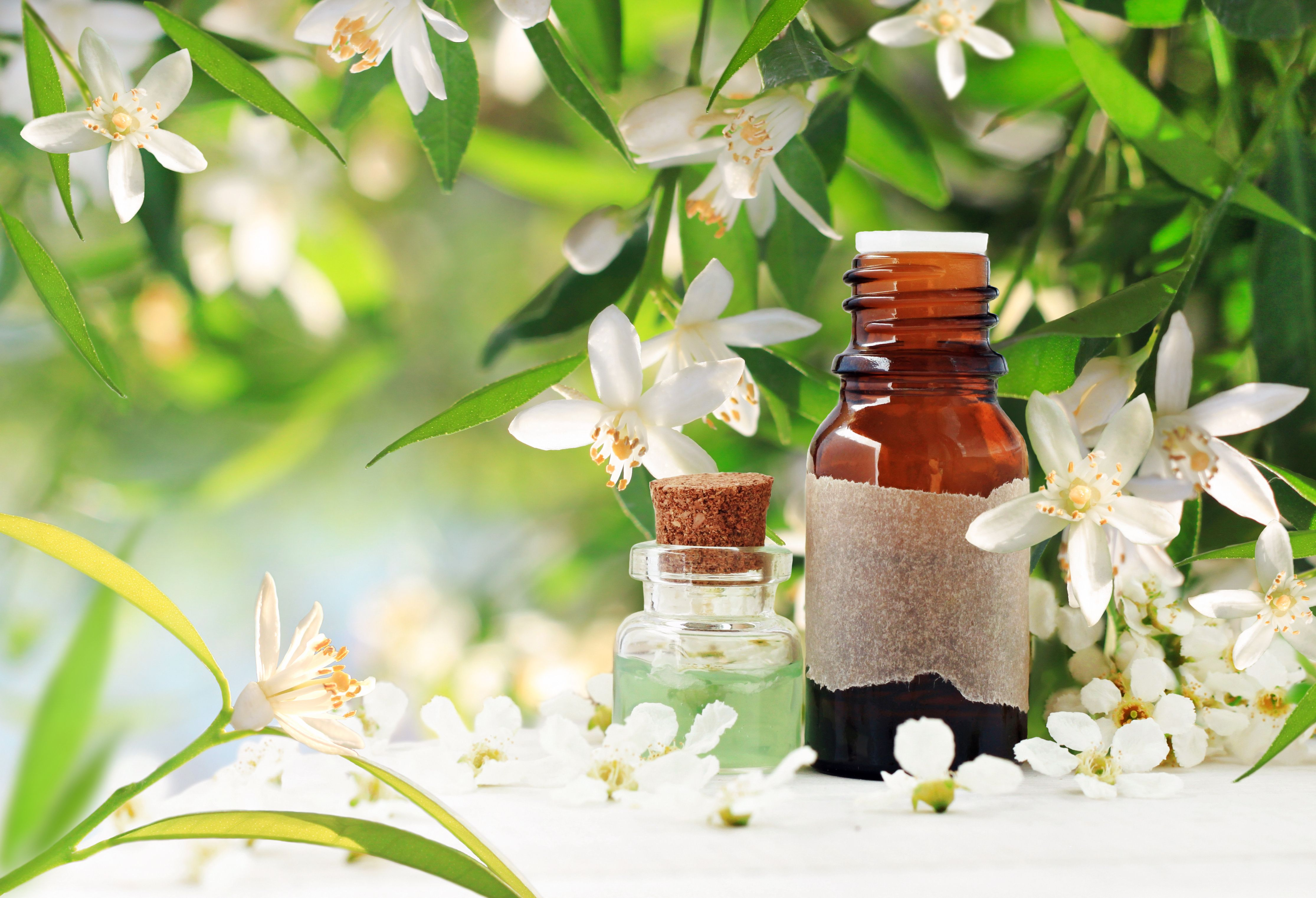 Neroli Oil Can Help Ease Menopausal Symptoms And Boost Intimacy Neroli Oil Essential Oil Blends Essential Oil Scents