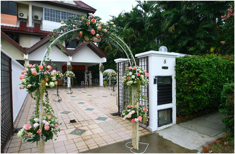 Ideas For Small Informal Wedding Reception At Home   The Wedding Specialists