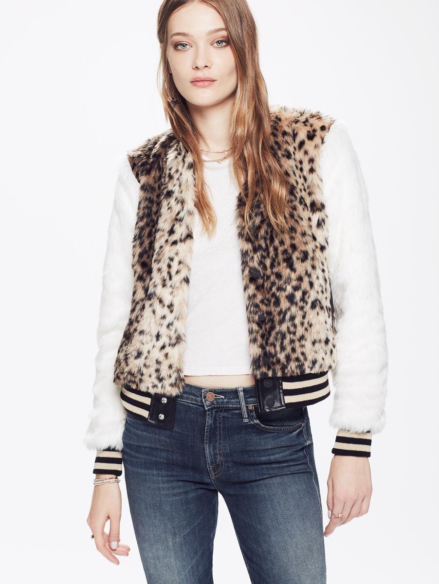 91f280e87 MOTHER DENIM | Fashion | Mother denim, Denim bomber jacket, Jackets