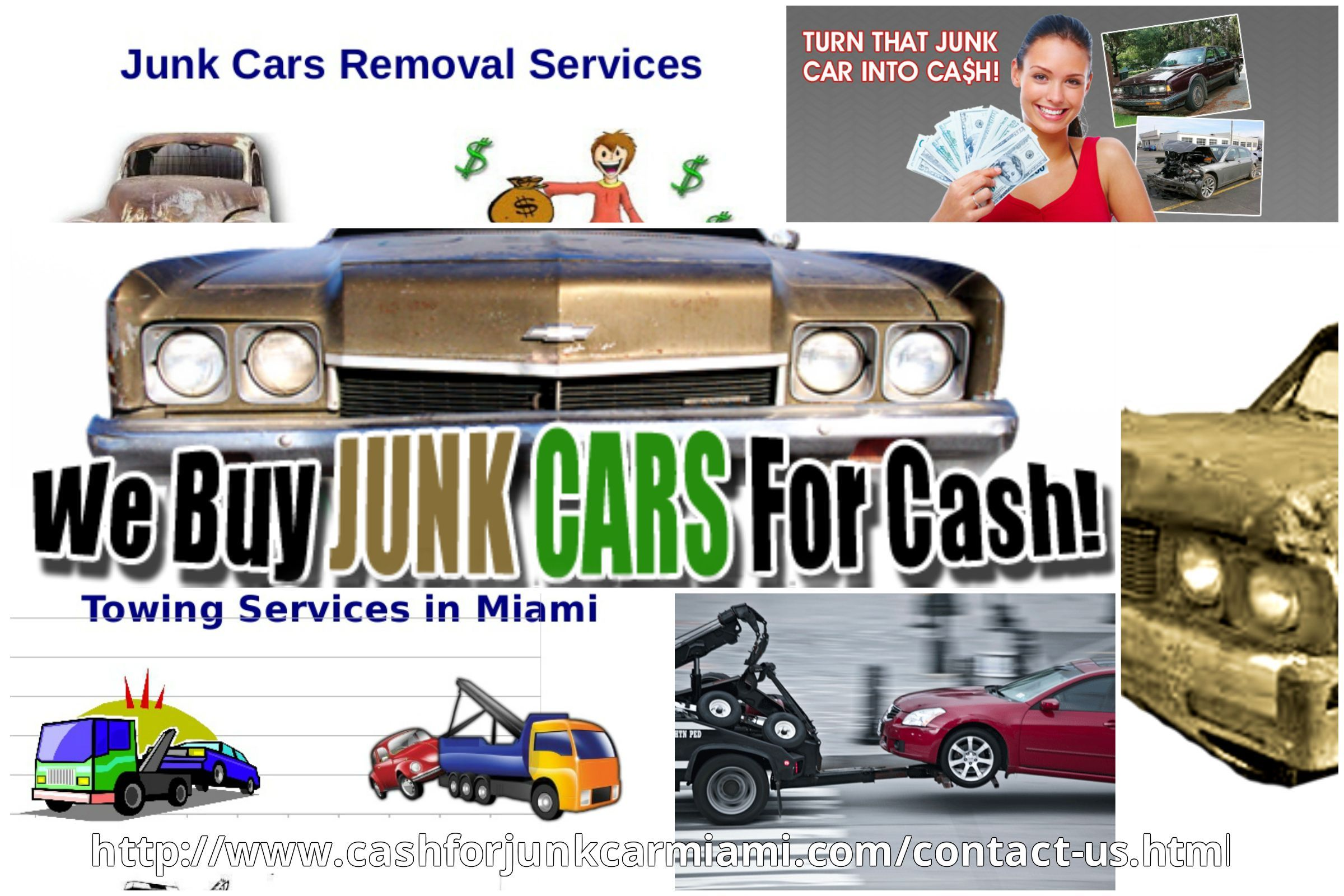 http://www.cashforjunkcarmiami.com/contact-us.html Cash for junk car ...