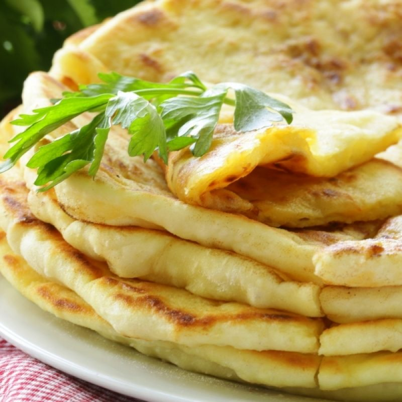 There is nothing like homemade breads, this is a delicious recipe for Flat Bread.