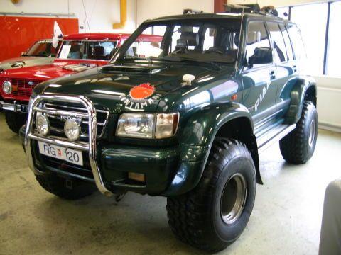 Isuzu Trooper 38 Zu Animals Pinterest 4x4 Jeep And Offroad