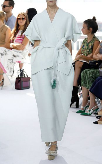 Delpozo Look 2 on Moda Operandi