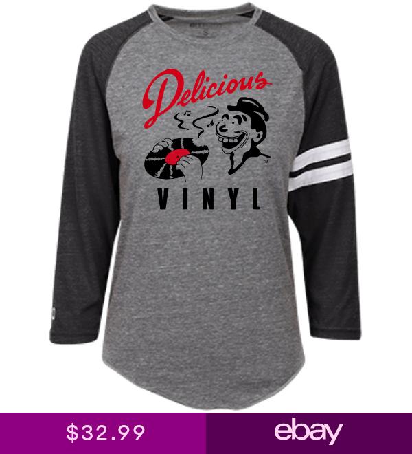 Delicious Vinyl 229523 Holloway Heathered Vintage T Shirt Vintage Tshirts Shirts T Shirt