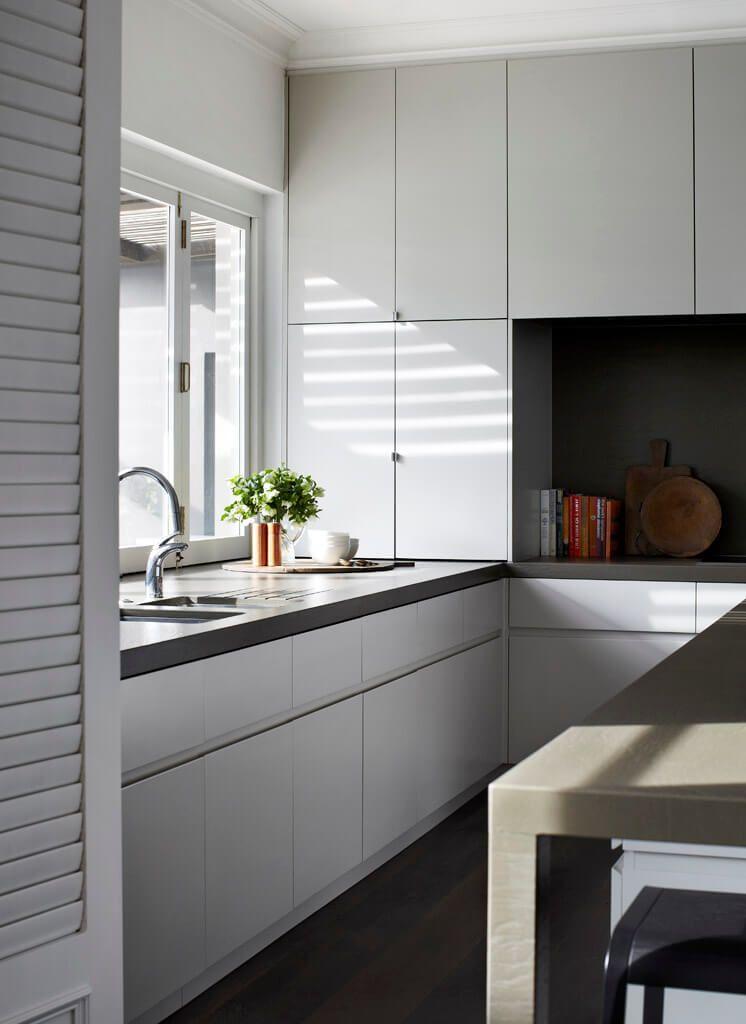 Toorak House By Robson Rak Home Kitchen Cabinet Design Kitchen
