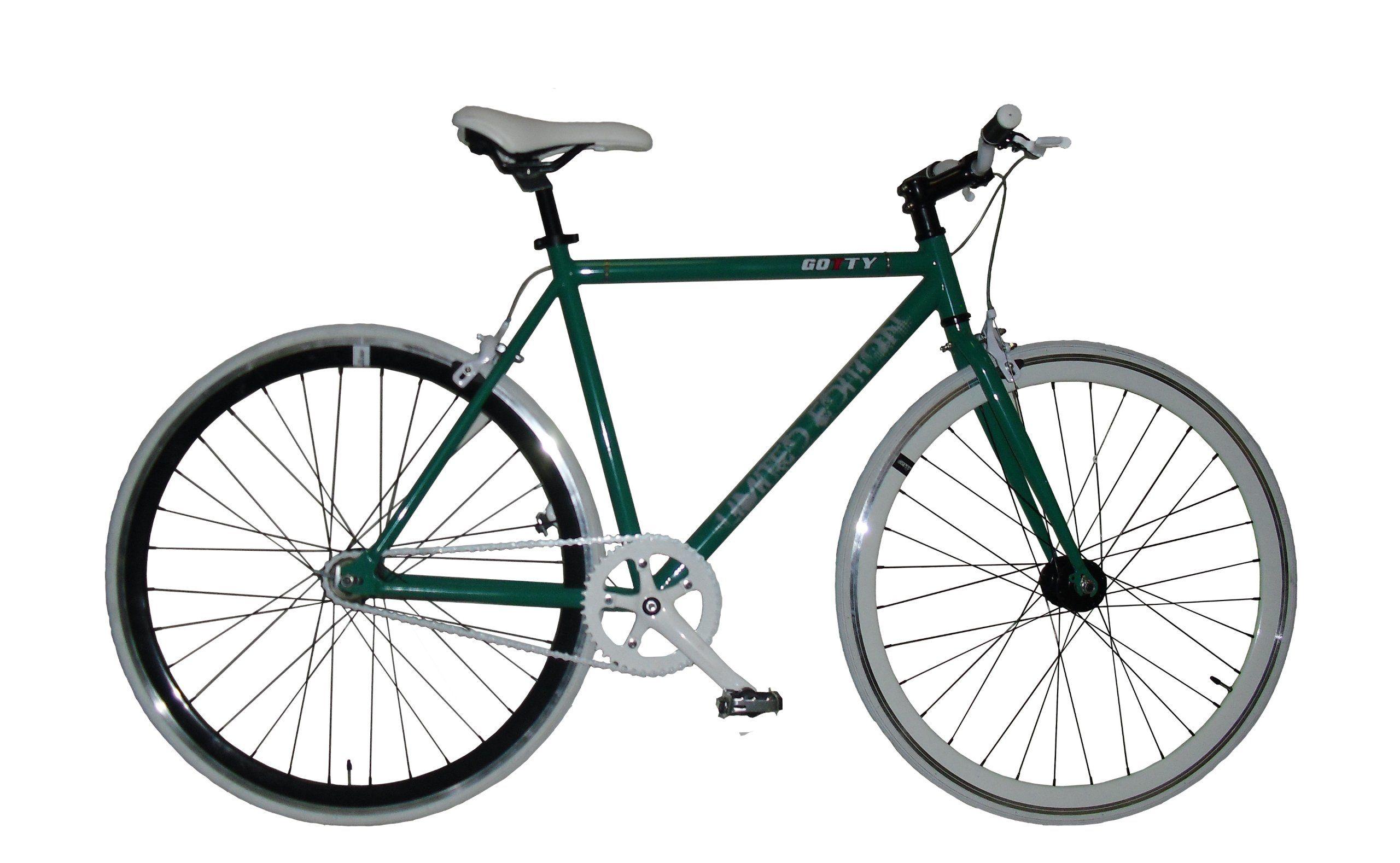Bicicleta FIXIE Gotty FX-40, Cuadro Fixie Acero 28\