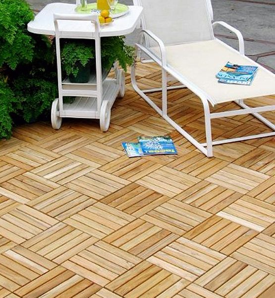 11 Amazing Flooring Options Decked Out Gallery Glo Outdoor Wood Flooring Flooring Options Wood Deck Tiles