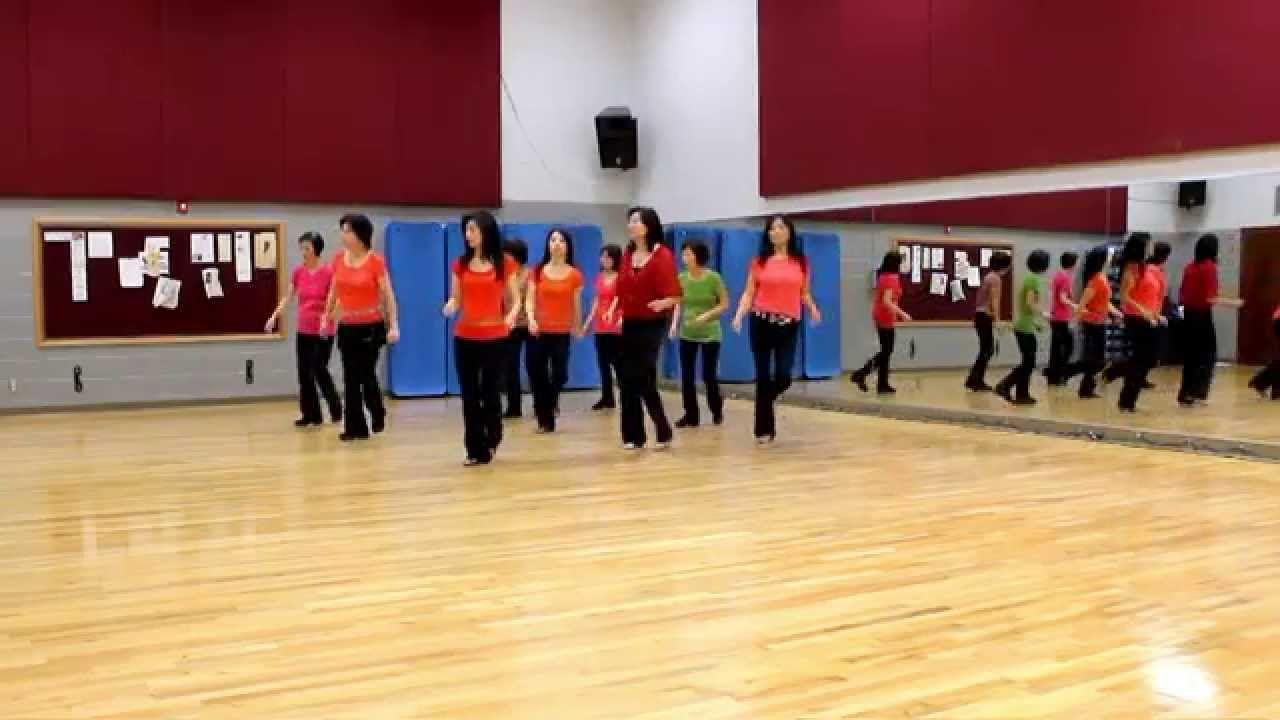 Woman Trouble - Line Dance (Dance & Teach in English & 中文)