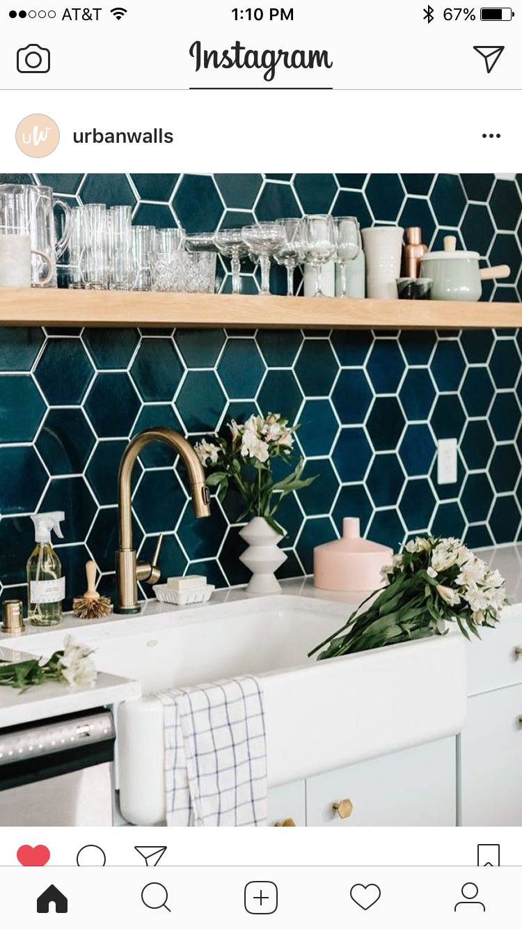backsplash loving ! | Kore Kitchen | Kore Lifestyle Inspiration ...