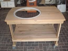Image Result For Kettle Grill Table Plans Patio