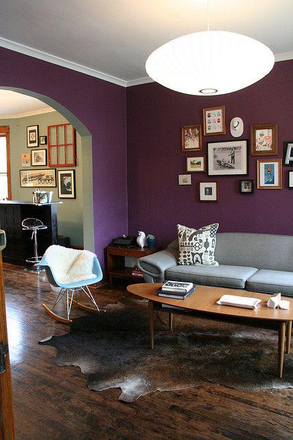Living Room Purple Living Room Home Decor Purple Living Room Walls