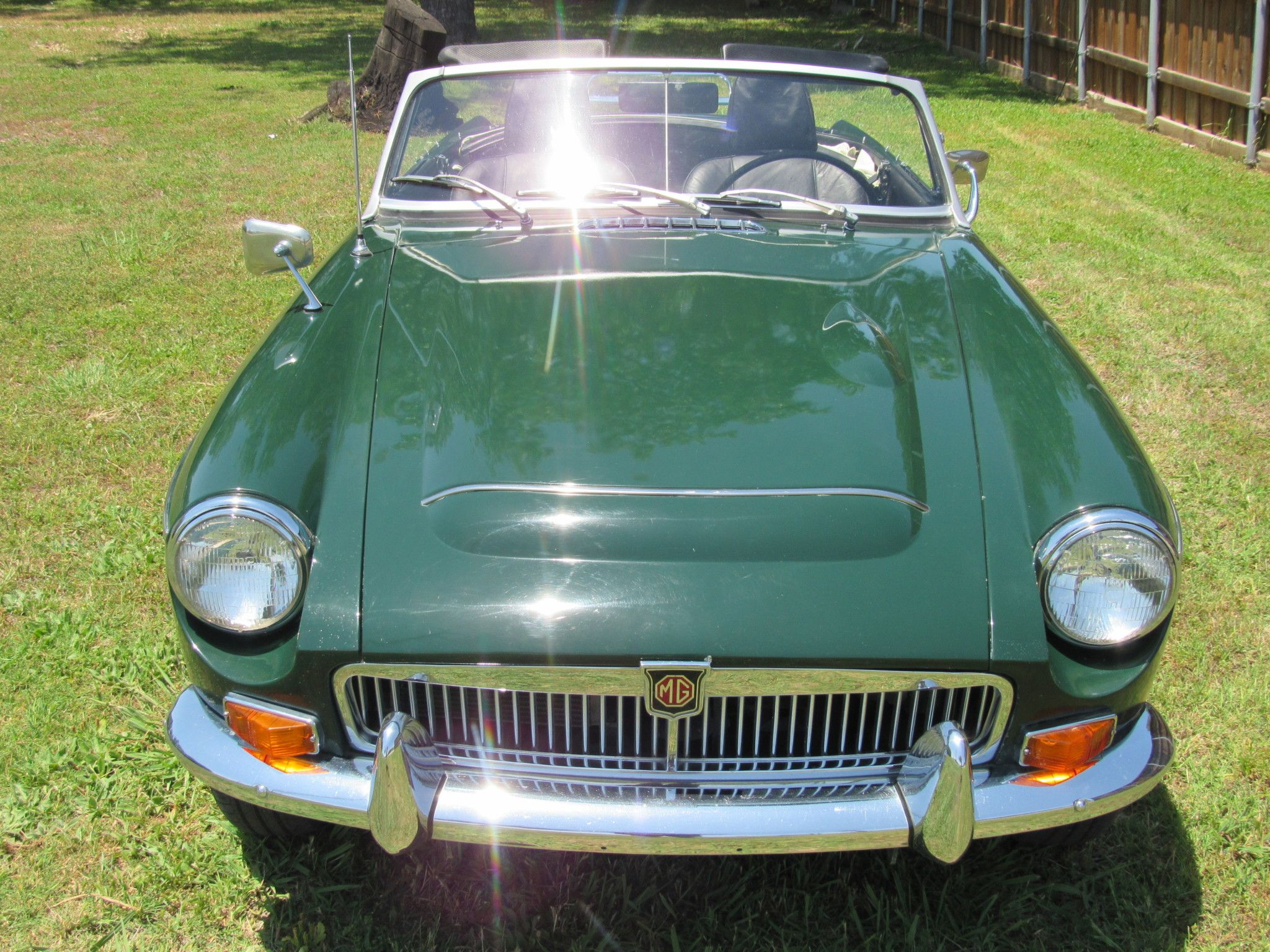 1969 Mg Mgc Roadster Roadsters Tonneau Cover Classic Cars Online