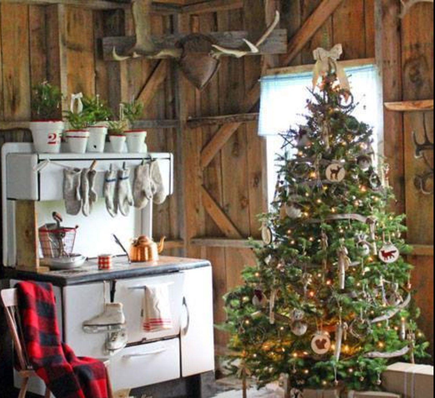 decorations interieur noel chalet decorations noel. Black Bedroom Furniture Sets. Home Design Ideas