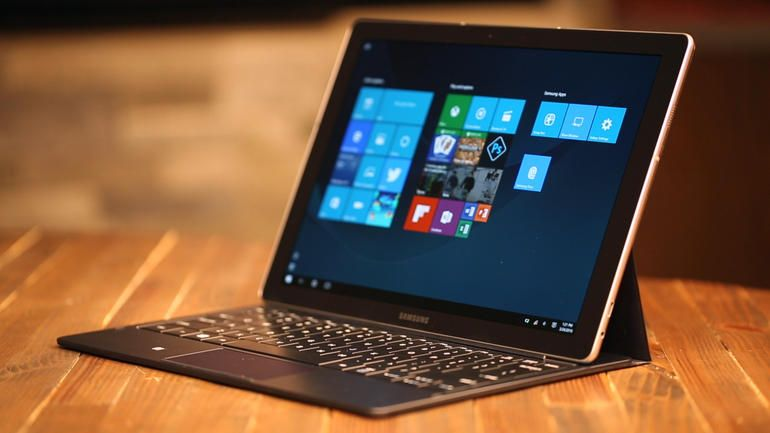 The Samsung Galaxy Tabpro S Is The Best Windows Tablet Deal In The Well Galaxy Windows Tablet New Samsung Galaxy Samsung Galaxy