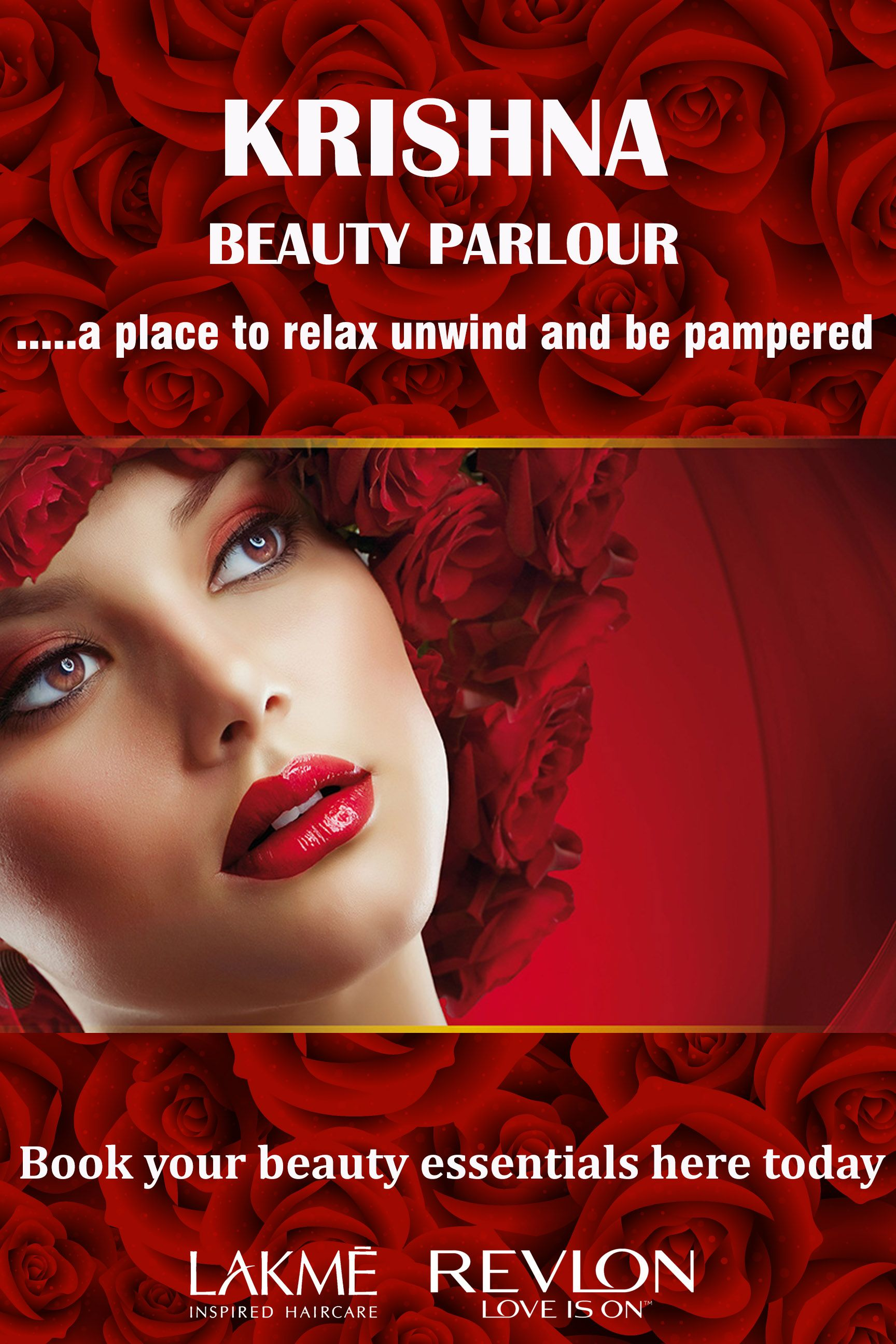 Banner By Akashsony3000 10971 Designhill Beauty Parlor Beauty Hacks Video Beauty Videos
