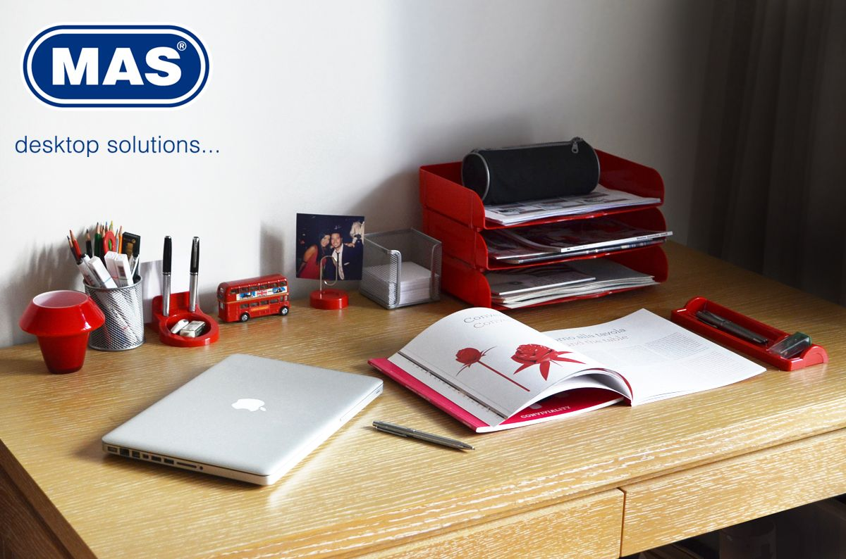 Masaüstünüz sizi yansıtır! MAS desktop solutions... http