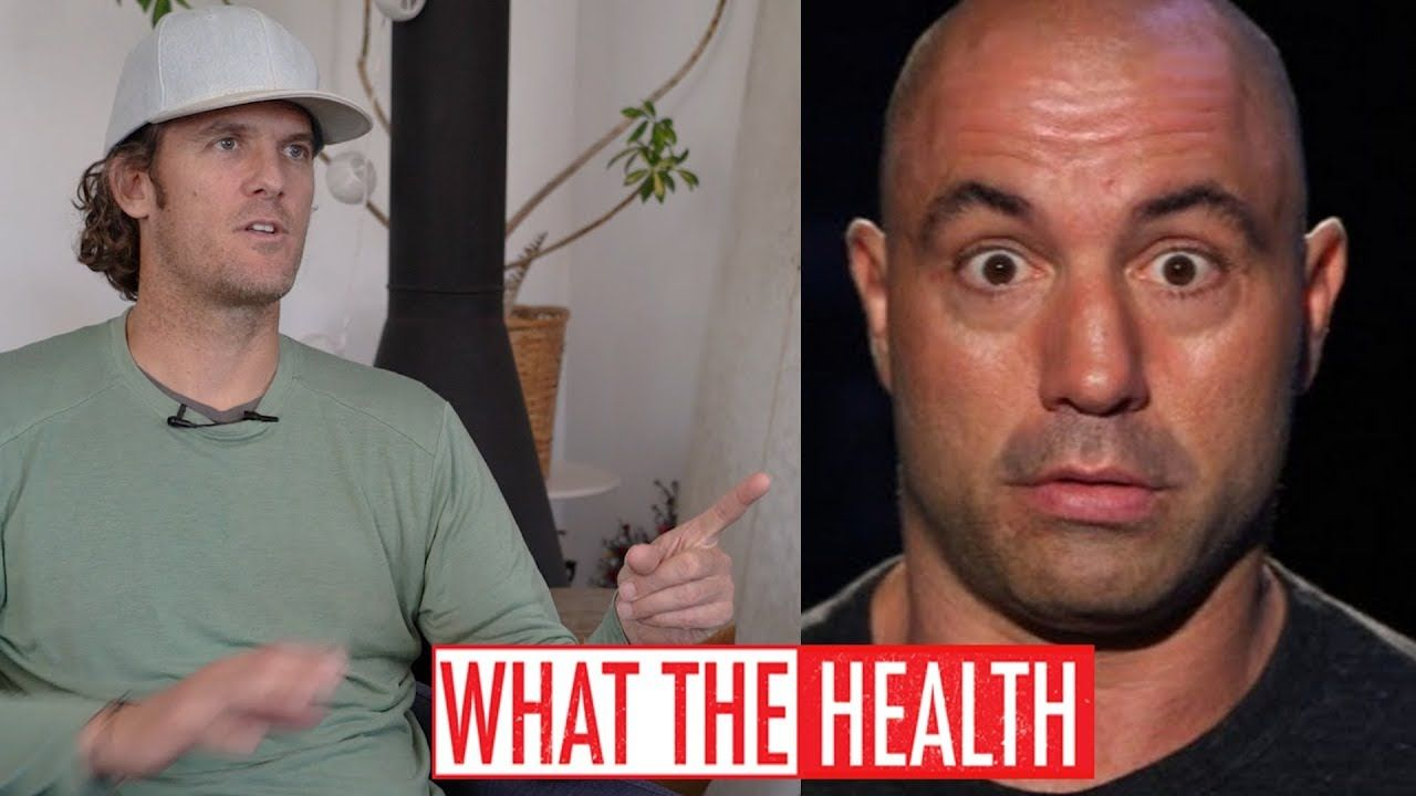 What The Health Director Thanks Joe Rogan The Haters Joe Rogan Health Plant Based Nutrition