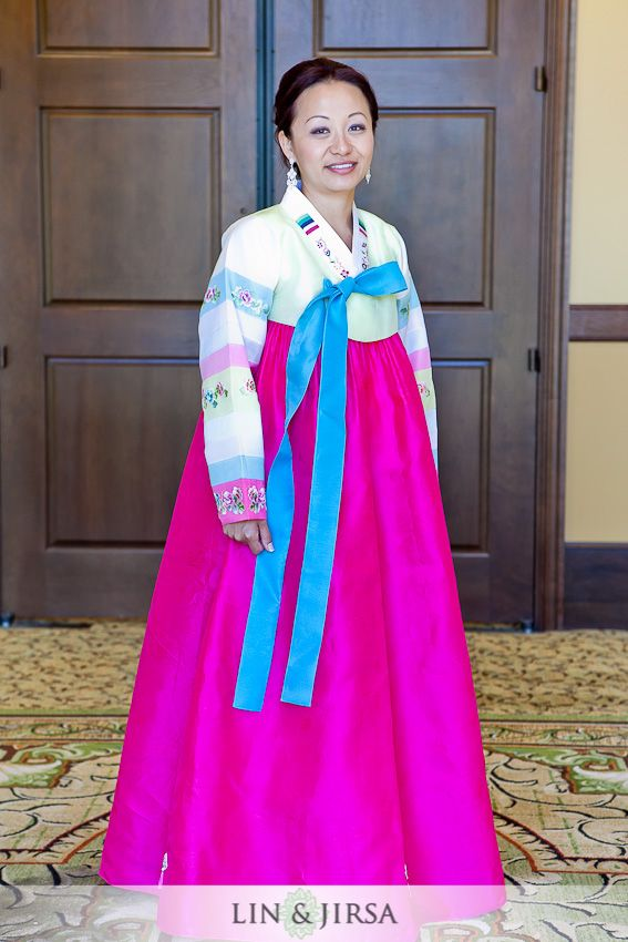 Traditional Korean Dress