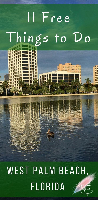 11 Free Things to Do near West Palm Beach   West palm beach, Free ...
