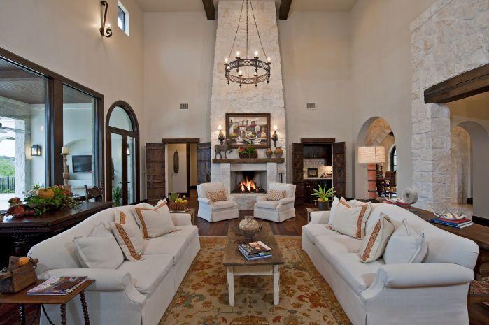 Pictures of santa barbara style homes